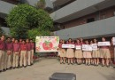 St. Mary's School celebrated World Health Day on 7th April, 2017