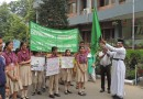 VANMAHOTSAV CELEBRATED AT ST.MARY'S SCHOOL