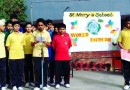 EARTH DAY CELEBRATION AT ST.MARY'S SCHOOL SECTOR 46